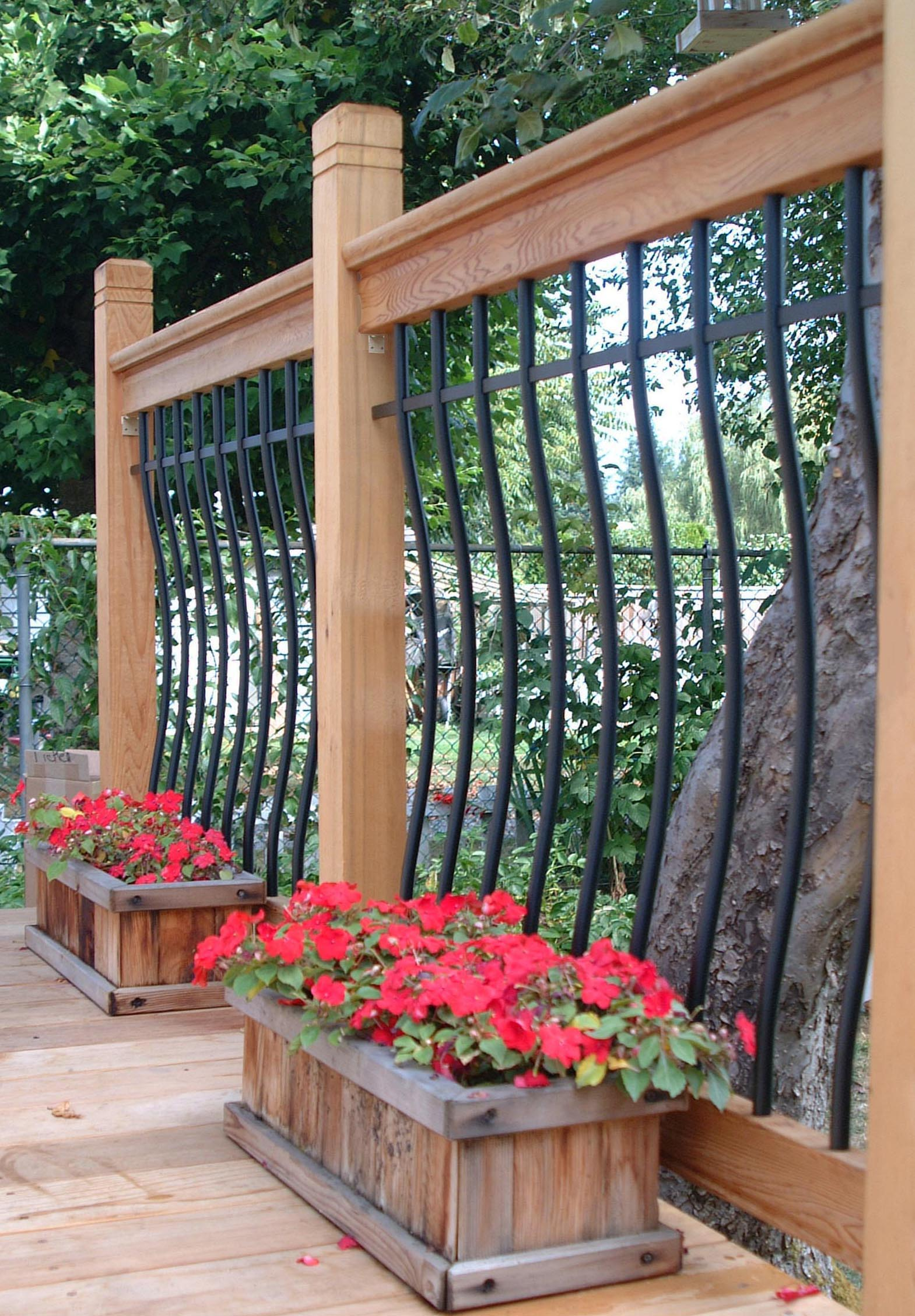 Tuscany Deck Railing Kit